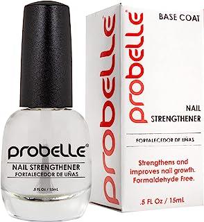 Probelle تقویت ناخن، تقویت و بهبود رشد ناخن. فرمالدئید آزاد فرمول 0.5 اونس