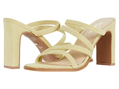 42 GOLD Lonnie (Pistachio Suede) Women