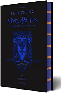 ISBN Harry Potter and the Philosopher's Stone – Ravenclaw Edition libro Children's Tapa dura Inglés 368 páginas - Libros (...