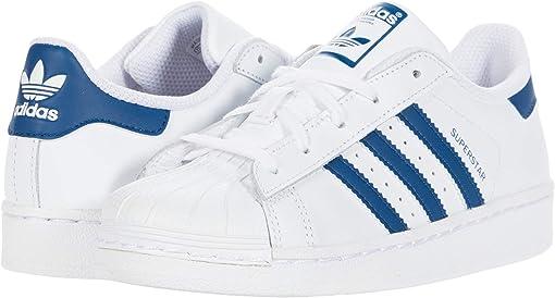 Footwear White/Footwear White/Legend Marine