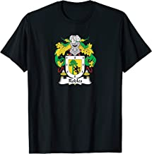 Robles Coat of Arms - Family Crest Shirt