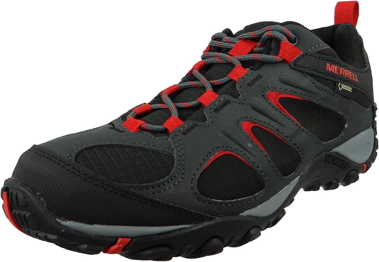 be2c1fdbd83 Merrell Mens-shoes - Yokota Sport GTX high Risk 2 Black nqoalj943 ...