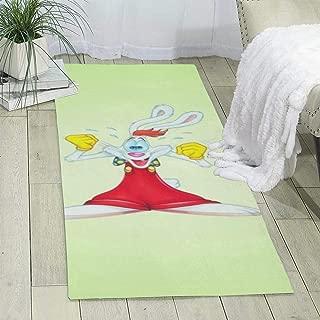 Who Framed Roger Rabbit Area Rugs Super Soft Indoor Carpet Suitable for Children's Bedroom Family Living Room Decoration Kindergarten Carpets -70
