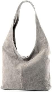 italiana de cuero bolso de gamuza T150