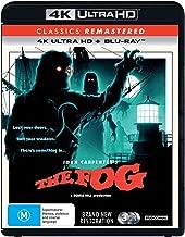 The Fog 4K Ultra HD Blu-ray | Jamie Lee Curtis | John Carpenter's | Region Free