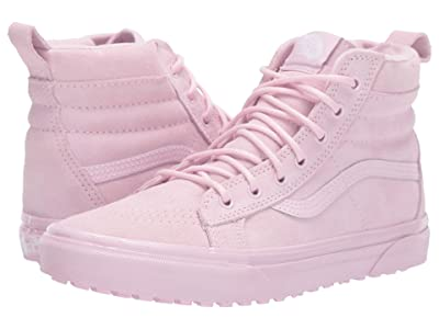 Vans Kids SK8-Hi MTE (Little Kid/Big Kid) ((MTE) Lilac Snow) Girls Shoes