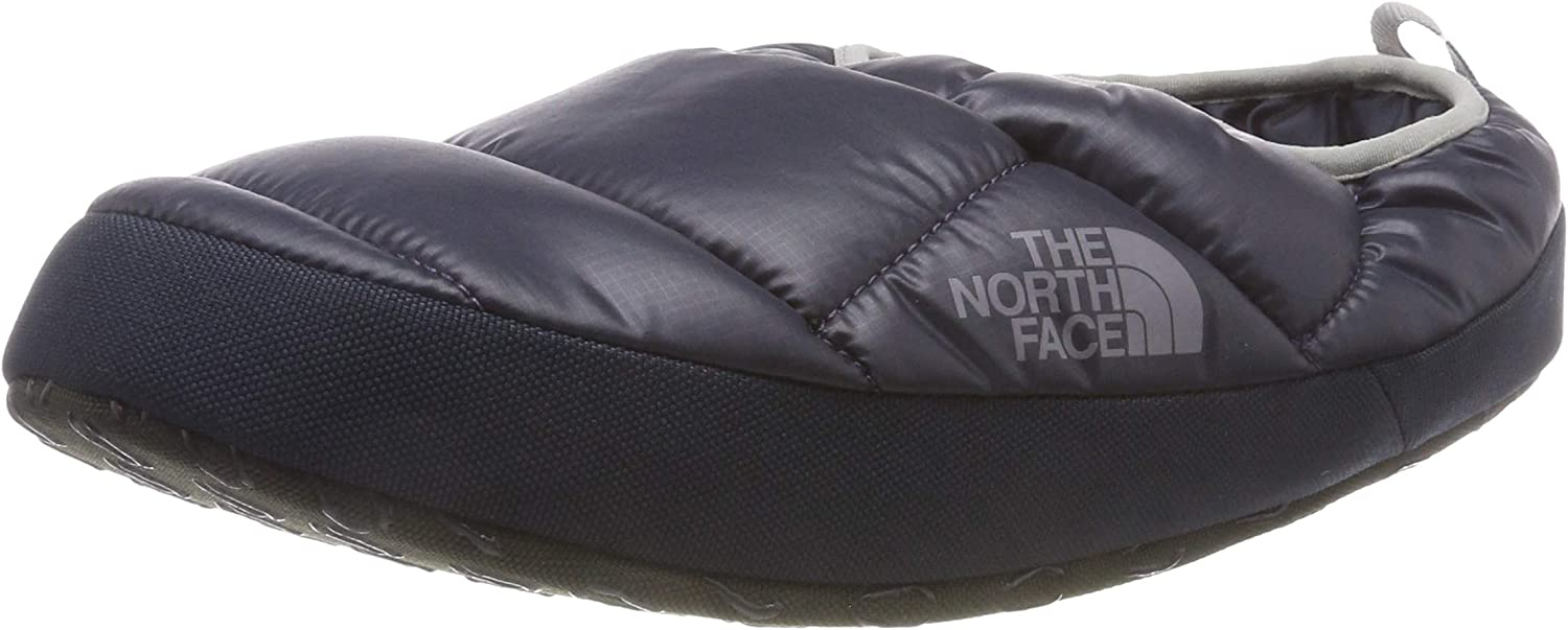 THE NORTH FACE Mens NSE Tent Mule III Winter Water Resistant Slippers Black