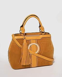Yellow Lilah Tote Bag