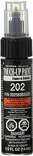 Best toyota black paint code 202 Reviews