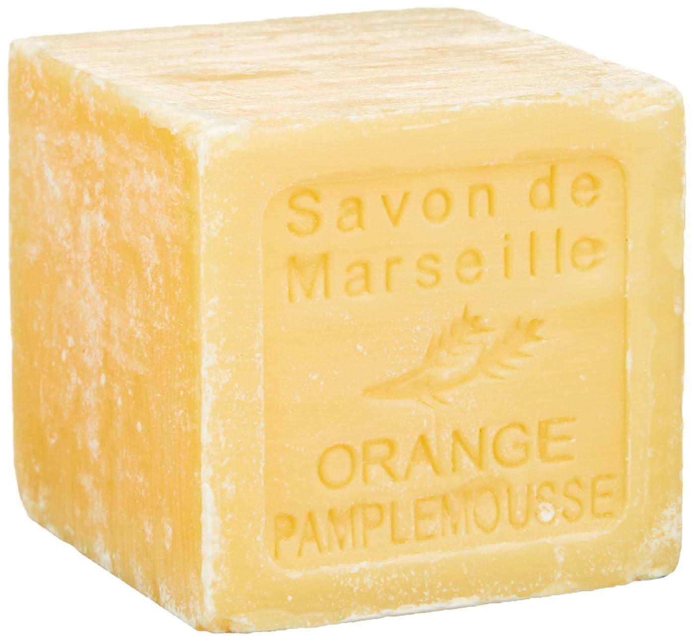 羊の持参フレアル?シャトゥラール キューブソープ 100g オレンジグレープフルーツ CUBE100