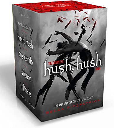 The Complete Hush, Hush Saga: Hush, Hush/Crescendo/Silence/Finale