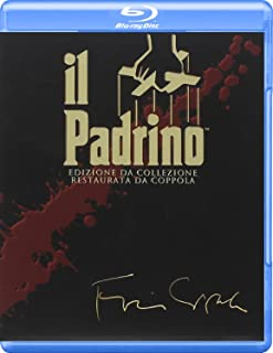il padrino s.e. (4 blue-ray) box set blu_ray Italian Import