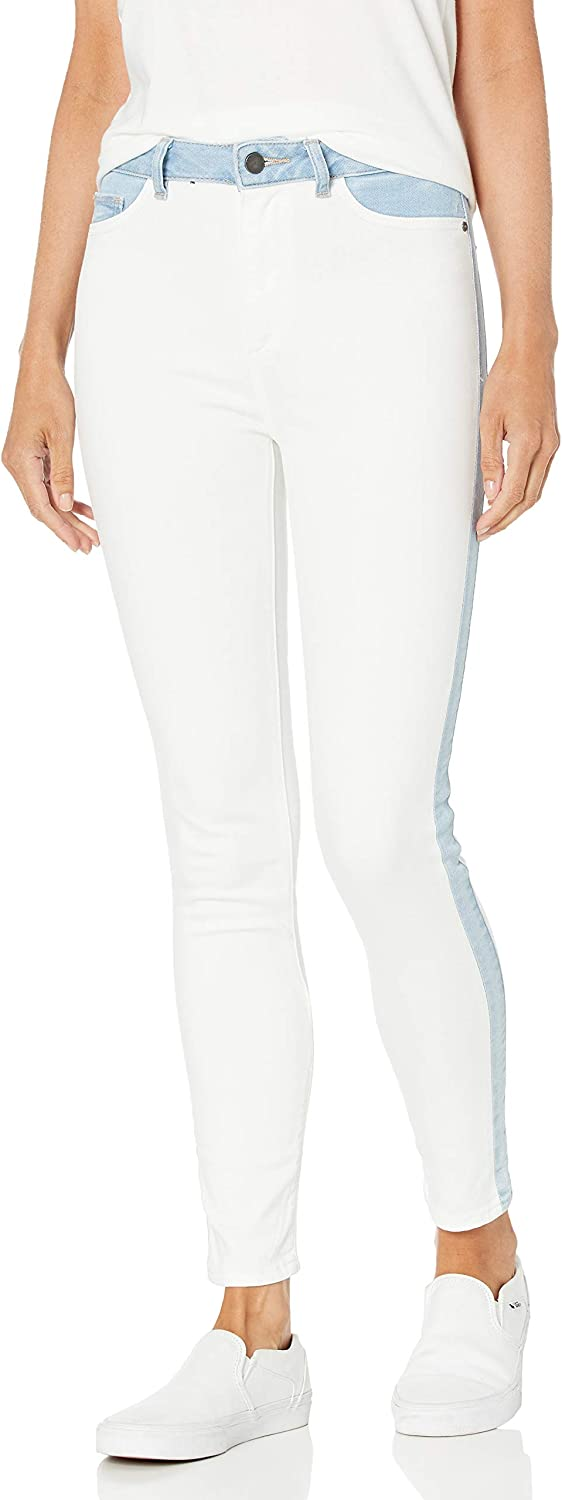 DL1961 Today's only Women's Farrow Instasculpt High Ankle Fit Skinny Miami Mall Rise Jea