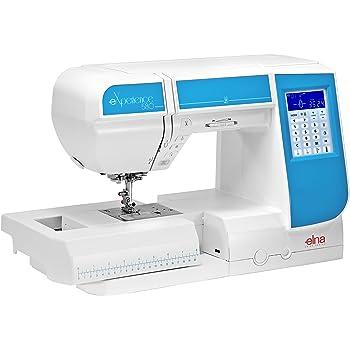 Elna 240EX - Máquina de coser: Amazon.es: Hogar