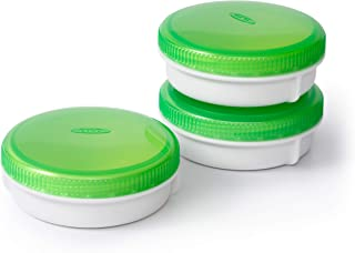 OXO Good Grips On-The-Go Condiment Keeper, 2oz, 3 Pack