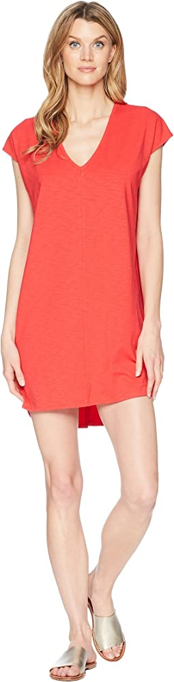 Lilla P - V-Neck Dress