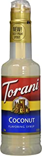 Torani Coconut Syrup 12.7 Fl Oz (Pack of 1)