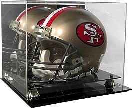 Deluxe Acrylic Football Helmet Display Case