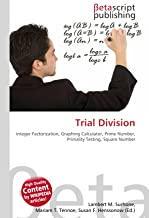 Trial Division: Integer Factorization, Graphing Calculator, Prime Number, Primality Testing, Square Number