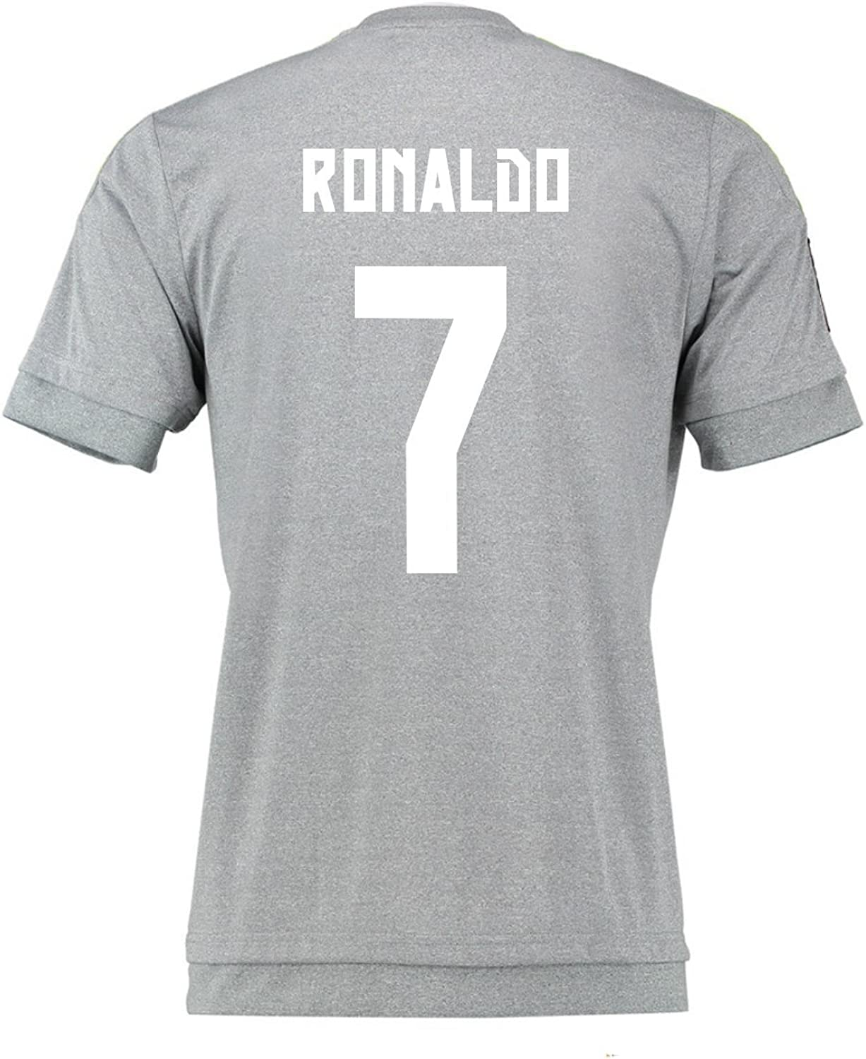 Adidas Ronaldo  7 Real Madrid Away Soccer Jersey 2015 Youth. (Yl)