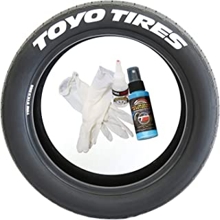 Best rubber stickers for tires Reviews