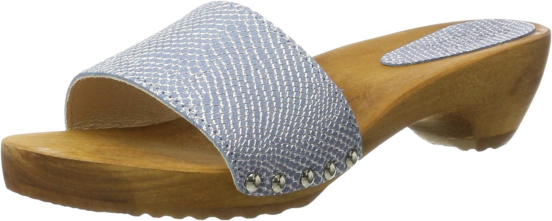 Sanita Damen Damen Damen Botilde Sandal Pantoletten  3a6eb7