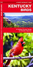 Kentucky Birds: A Folding Pocket Guide to Familiar Species (Wildlife and Nature Identification)