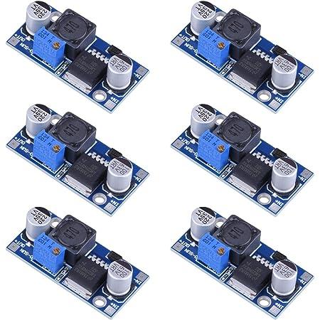6 Stücke Lm2596s Dc Dc Buck Converter 3 0 40v Zu Elektronik
