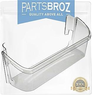 240323002 Refrigerator Door Bin Shelf by PartsBroz - Compatible with Frigidaire Refrigerators - Replaces AP2115742, 240323005, 240323006, 240323009, 240323010, 890955, AH429725, EA429725, PS429725