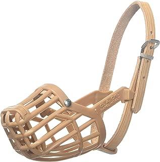 Leather Brothers Italian Basket Dog Muzzle