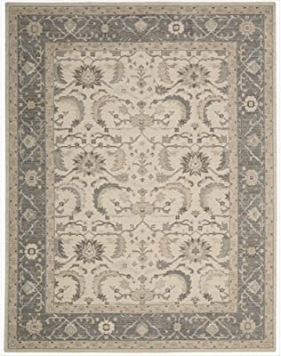 Nourison New Horizon Ashwd Rectangle Area Rug 2 Feet 6 Inches By 4 Feet 3 Inches 2 6 X 4 3 Furniture Decor