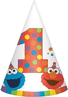 Best sesame street 1st birthday hat Reviews