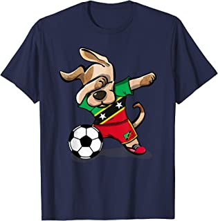 st kitts football shirt