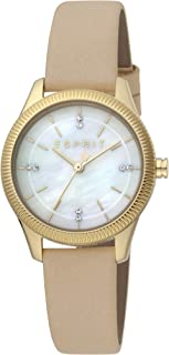 ESPRIT Women's Valentina Fashion Quartz Watch - ES1L194L1025