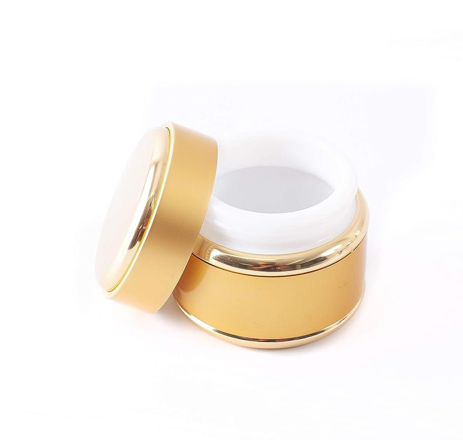 時制ストッキング転用Gold 50ml Kosma Jar x 10