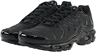 Nike Men's Air Max Plus Tuned 1 Fabric Trainer Shoes (9.5 D(