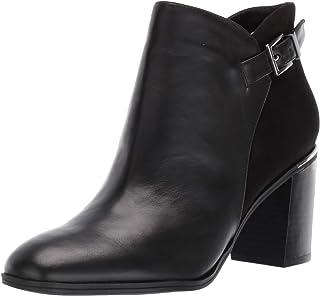 Bandolino Footwear Women's Orelia Ankle Boot, Black, 7.5 M US