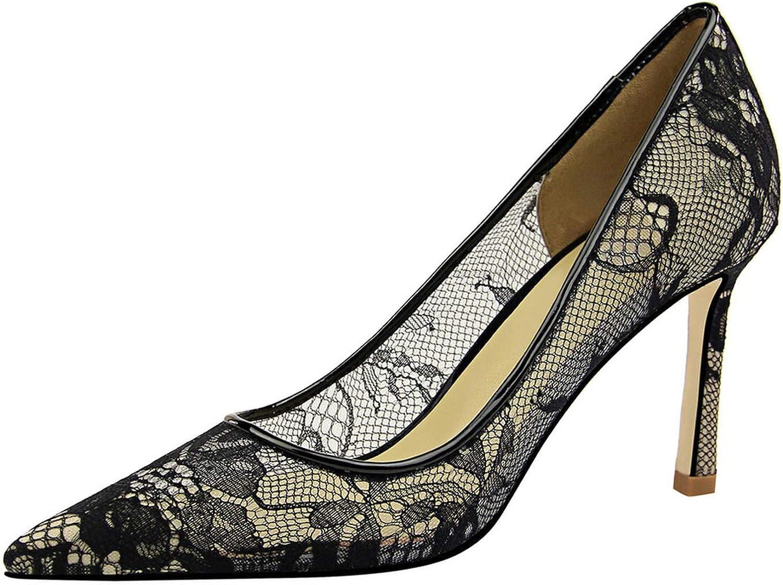 Women's Pumps High Heels shoes Woman Summer shoes Pointed Toe Sandals shoes de women Pumps shoes