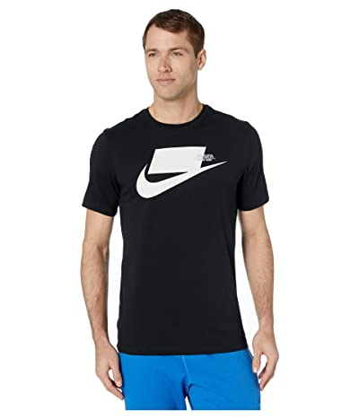 Nike NSW Sports Pack Short Sleeve Tee (Black/Sail) Men