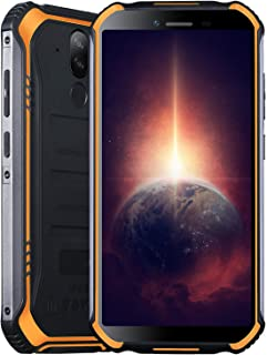 Aconga S40PRO 4G Mobile Phone,5.45 in Dual?SIM Dual Standby Face Fingerprint Unlock Smartphone,4GB+64GB IP68 Waterproof Du...