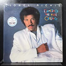Lionel Richie - Dancing On The Ceiling - Lp Vinyl Record