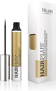 Tolure Cosmetics Hairplus, wimper- en wenkbrauwserum, per stuk verpakt (1 x 3 ml)