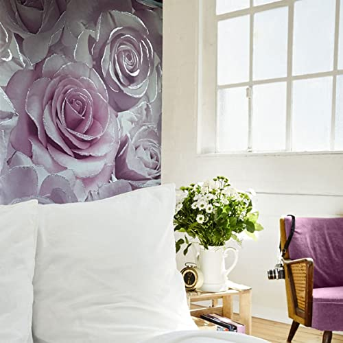 . Pink Bedroom Wallpaper  Amazon co uk