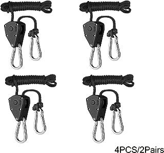 Oppolite 4PCS/2 Pairs 1/8