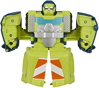 Playskool Heroes Transformers Rescue Bots Academy Salvage Converting Toy, 4.5-Inch Action Figure, Toys for Kids Ages 3 and Up