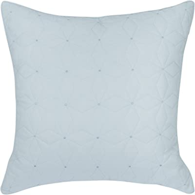 26 x 26 26 x 26 WestPoint Home 1C09357 Downton Abbey Coverlet European Square Soft Blue Sham