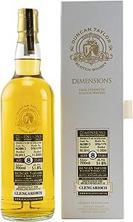 Glen Garioch 2012/2020-8 y.o. #4628813 - Dimensions Duncan Taylor