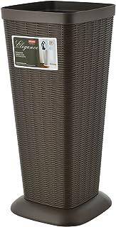 comprar comparacion Stefanplast 2075907 Elegancia Paraguas Holder Moka plástico 26 x 26 x 57 cm