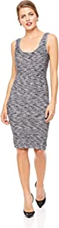 Bebe womens 700901A Bebe Print Bodycon Dress for Women - Grey