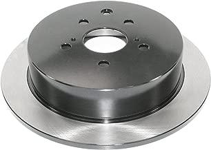 DuraGo BR901006-02 Solid Brake Rotor (Rear)